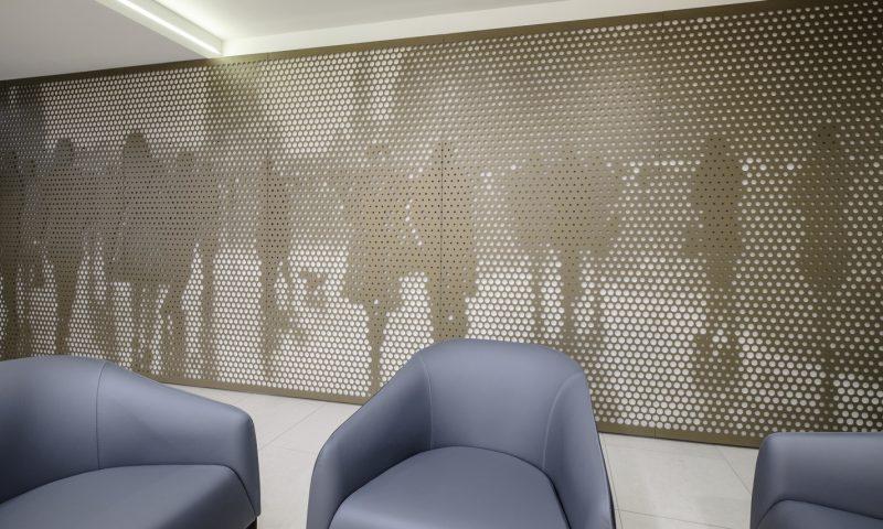 Regal House screen panels