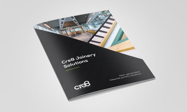 Cre8 corporate brochure